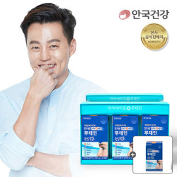 안국건강 아이세이프 루테인 30캡슐×6통 (총 6개월분)