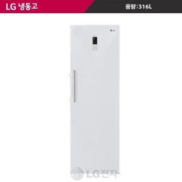 LG 대용량 316L 냉동고 A325W