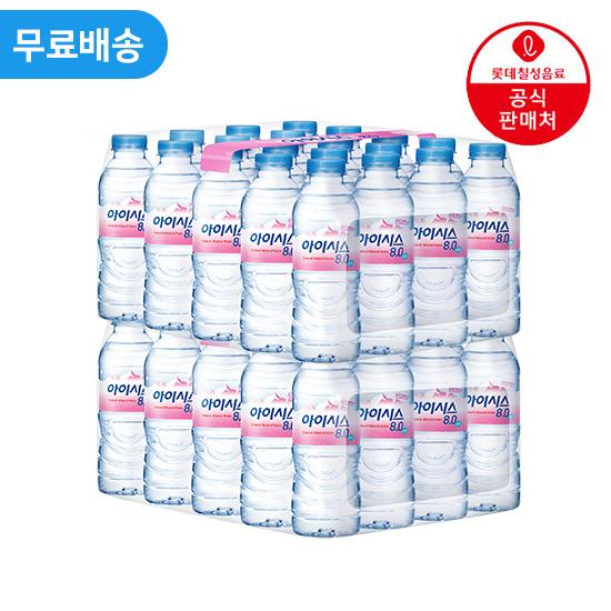 [롯데칠성몰] 아이시스8.0 생수 300mlx40펫