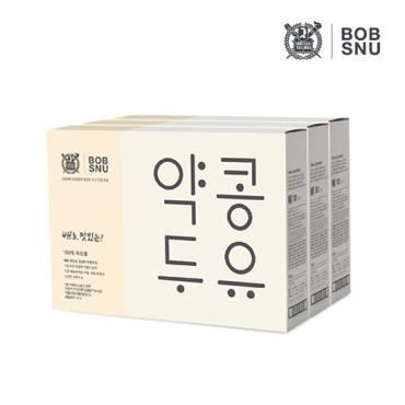[서울대공동개발] 배로 맛있는 약콩두유190ml*24팩*3박스