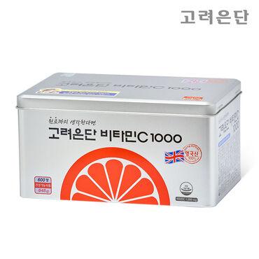 고려은단 비타민C 1000 600정 + 쇼핑백