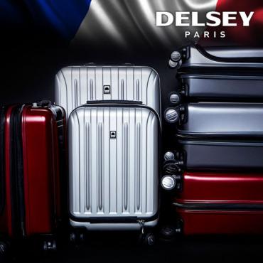 [DELSEY] 글로벌 정품 VAVIN 여행가방 9종세트