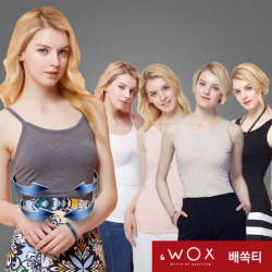 &WOX 왁스배쏙티3+2(여성)
