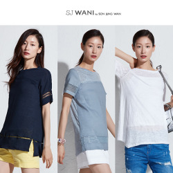 SJ WANI 아뜰리에 린넨 3종