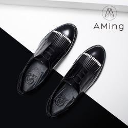 [AMing] 에이밍 프린지 슈즈 by TOP스타일리스트 리밍