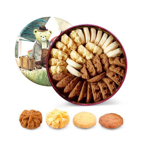 홍콩 제니베이커리 쿠키 4믹스 320g*2개