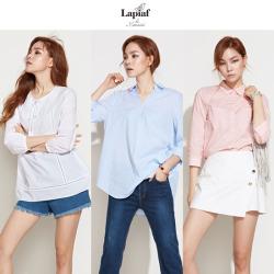 Lapiaf 최신 트렌드 여름 블라우스 3종 대공개!