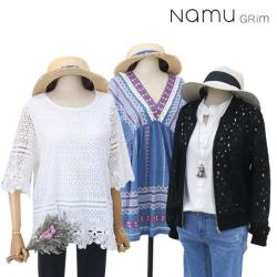 [NAMU] 여름 신상 블라우스, 티셔츠 단독 특가