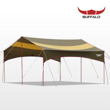 버팔로 뉴 와이드 렉타타프/2500mm내수압 캠핑