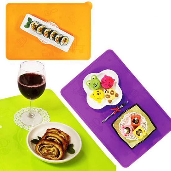 아가프라 실리콘식탁매트/테이블매트/식탁보