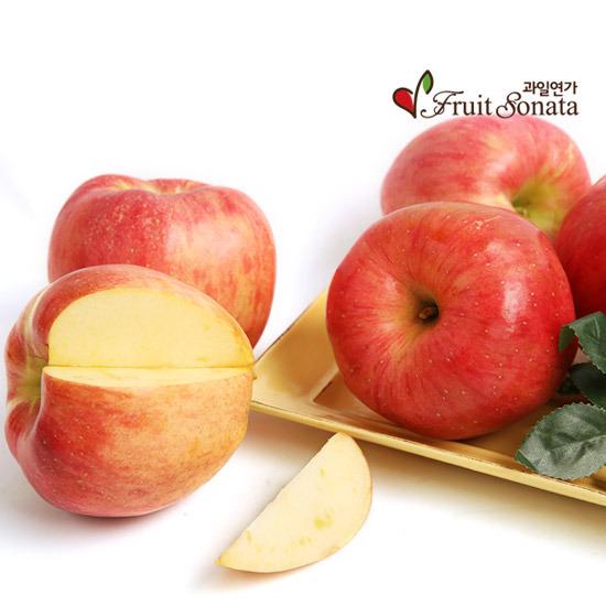 [과일연가] 달콤한 햇사과(홍로) 3kg내외(10~12개/대과)