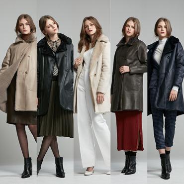 [16년 최신상] ROBO 리버시블 무스탕 코트