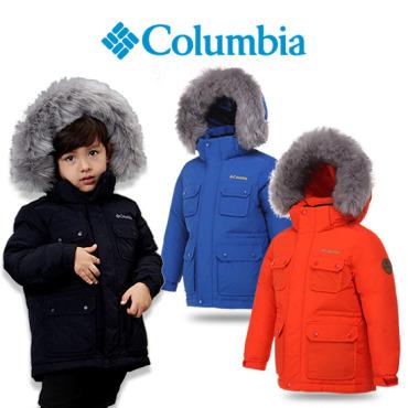 2016년 F/W 컬럼비아 아동 헤비 다운 자켓 (CW4-YYD007)
