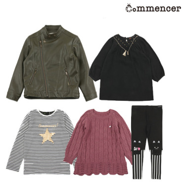 [꼬망스/페리미츠] 키즈 티셔츠/팬츠/니트/자켓 外 인기상품