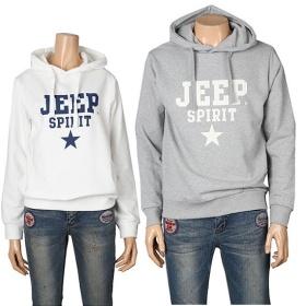 [JEEP] 별 포스타 지프 후드 티셔츠 JI2TSU892SM