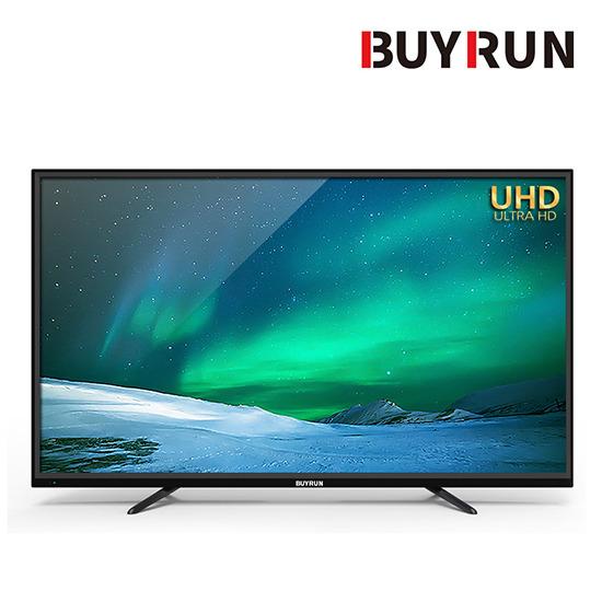 바이런 BR550UHD 55형 UHD LED TV 삼성A급패널[스탠드형 설치]