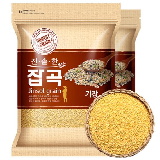 진솔그레인 기장 1kg (국산)
