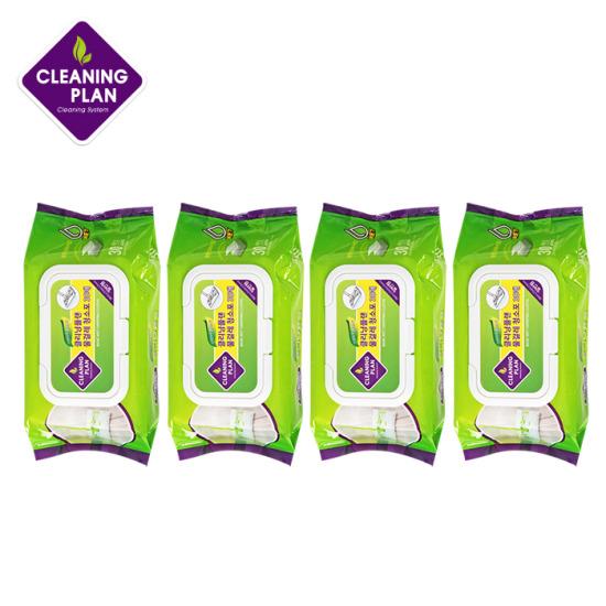 [퍼펙트클린] 표준형 물걸레 청소포(120매)