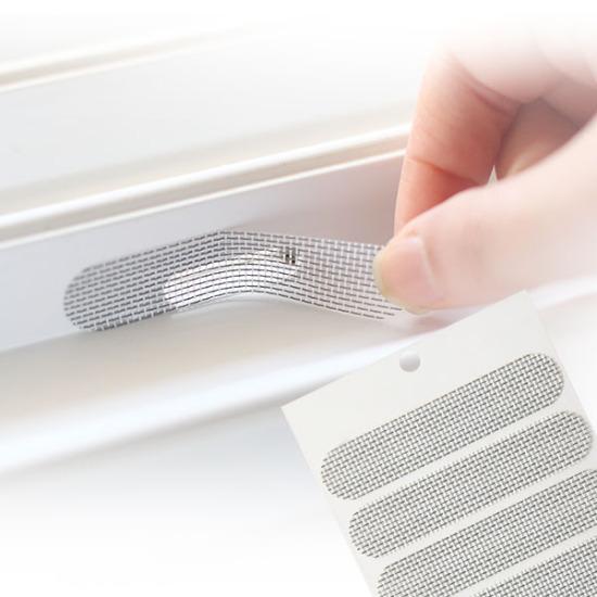 창문 물구멍방충망 10P_A타입 2개구매시 5p증정
