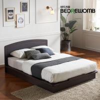 [베드리움] 피아트 평상형 침대(슈퍼싱글)-독립형