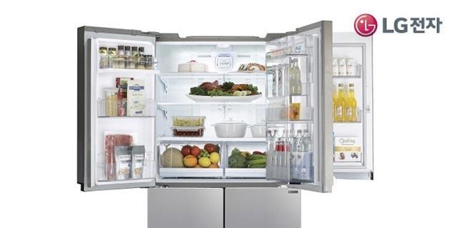 LG 디오스 냉장고 F878S31 5도어 매직스페이스 866L + 3종 사은품