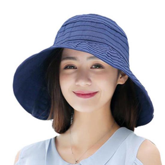DYNN 와이어 돌돌이썬캡 여성 썬캡