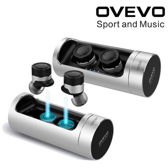 오베오(OVEVO) Q62 블루투스이어폰/완전무선/4.2