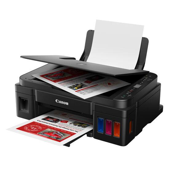 캐논 정품 무한잉크 복합기 프린터 G3910 (잉크포함)