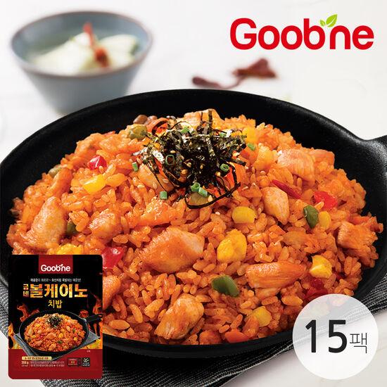 굽네 볼케이노 치밥 200g 1팩_KA76