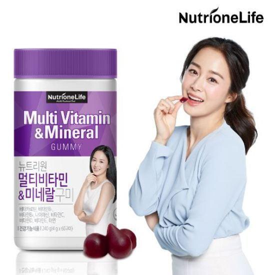 [뉴트리원] 김태희 프리미엄 멀티비타민 540구미 (6개월분)
