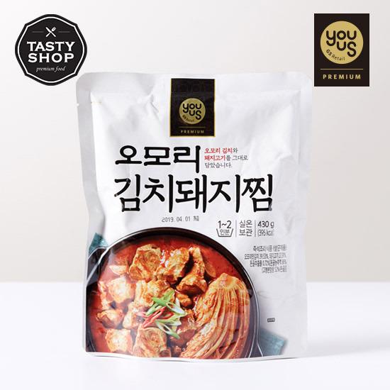 [유어스]_Premium 오모리김치돼지찜 10팩