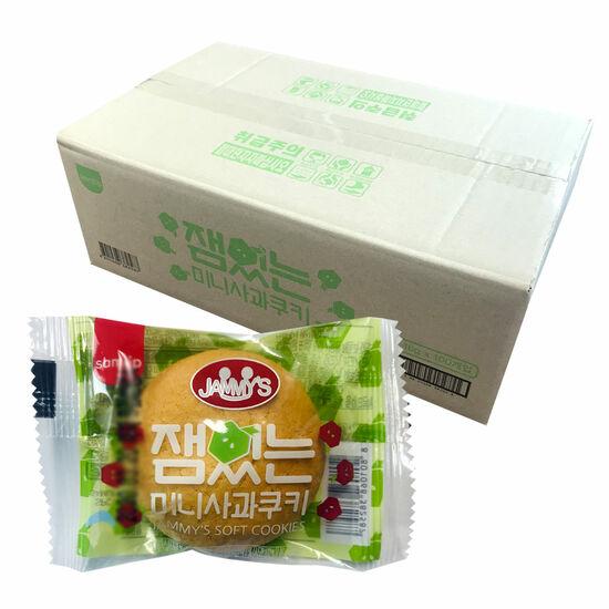 [삼립]미니사과맛쿠키 16g 1박스 (100개입)