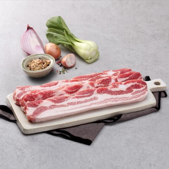 육즙가득 돼지 삼겹살(구이용)1kg