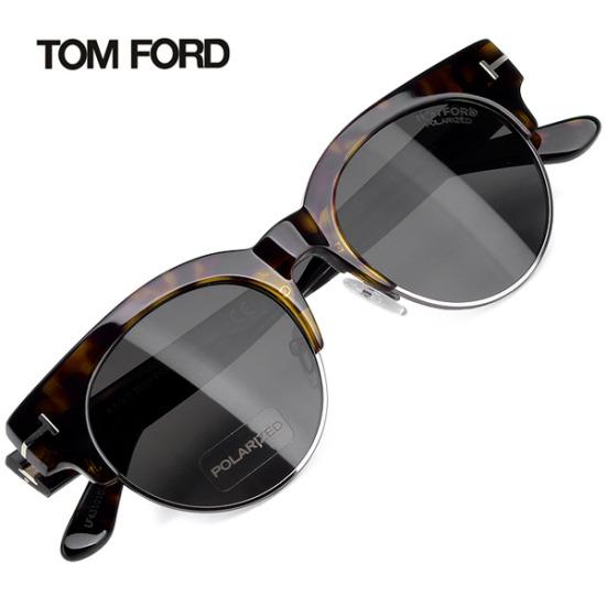 톰포드 명품 2커브 편광 선글라스 TF0598-52D / TOM FORD
