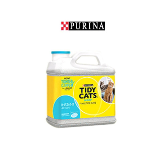 타이디캣 스쿱 6.35kg  고급 고양이모래 응고형