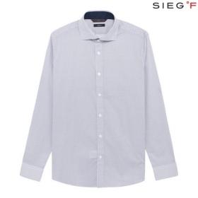 [SIEG FAHRENHEIT] 데일리 모던 패턴 셔츠(FPBAX5030)