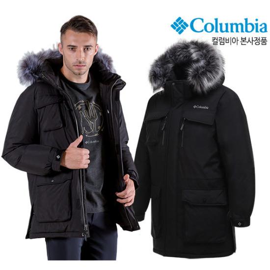 컬럼비아 남성 히트 해비자켓(CY4-YMD801)