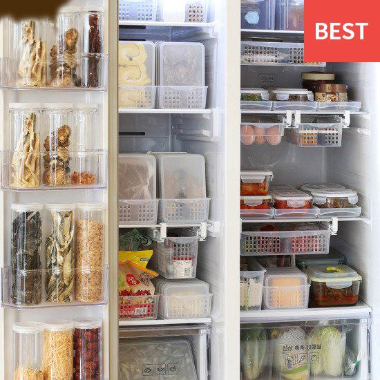 [실리쿡]냉동실정리풀세트