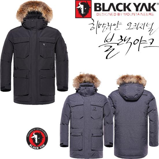 블랙야크 남성용 롯지네오다운자켓 3BYPAW7002