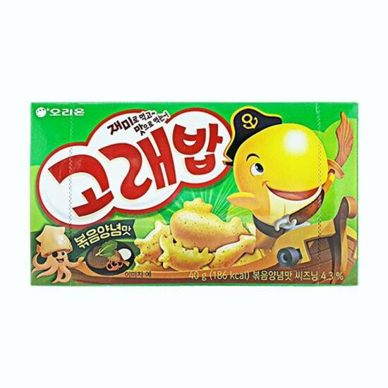 [오리온]고래밥(볶음양념) 34G
