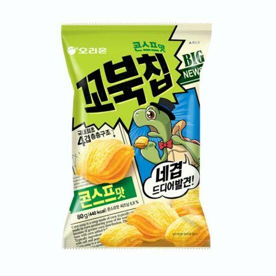 [오리온]꼬북칩(콘스프맛) 80g