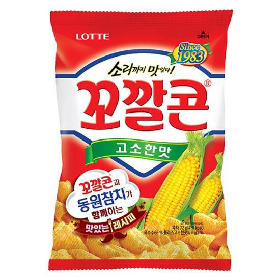 [롯데]꼬깔콘(고소한맛) 72g