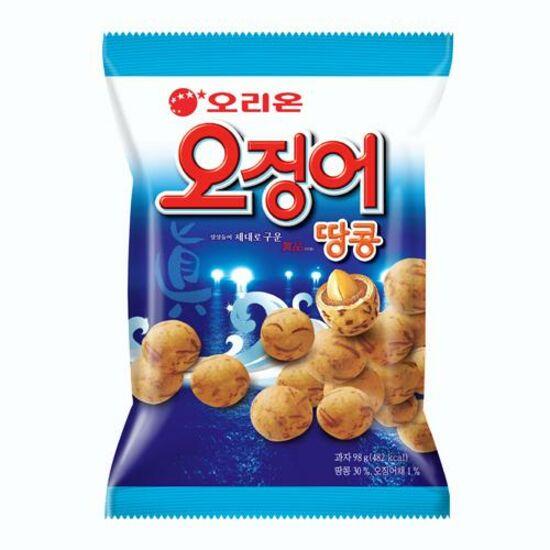 [오리온]오징어땅콩 98g