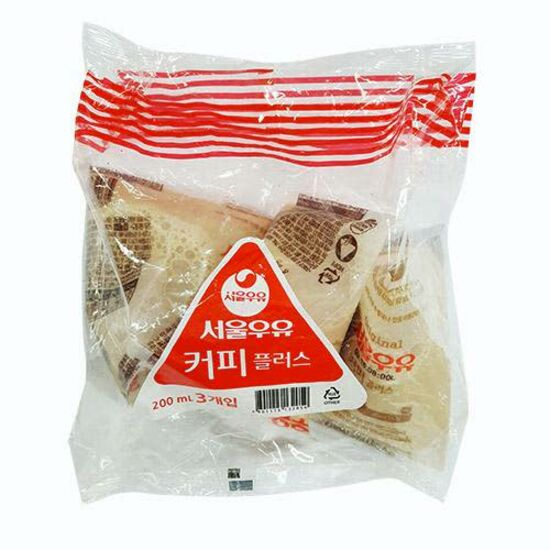 서울 커피포리묶음 200ML×3입