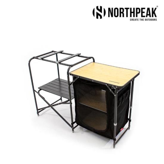 노스피크 NEW 원사이드 키친 테이블