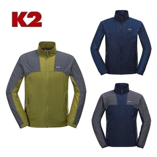 [K2] 남성 BOOST 초경량 방풍 자켓 (KMM19191)