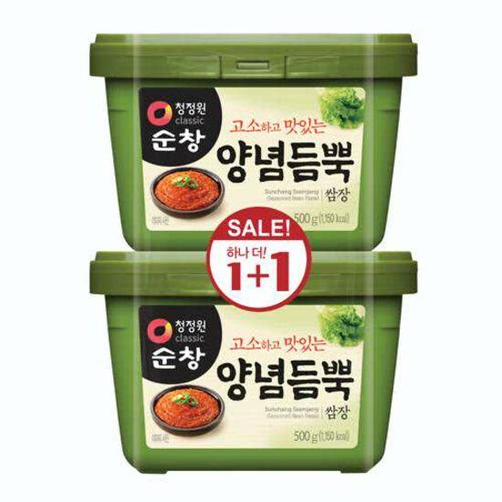[1+1]청정원 순창 쌈장 500G