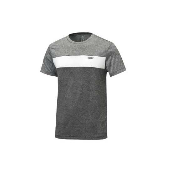[르까프]남성 흡습속건 반팔 배색 라운드 티셔츠 1218TR223 LCMD
