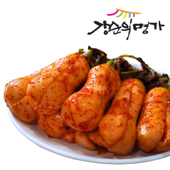 [강순의] 강순의명가 총각김치 1kg