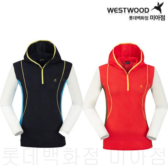 [웨스트우드]여성 여름냉강집업 WH2WTTS360